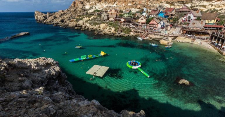 Blue Flag voor 12 stranden in Malta & Gozo