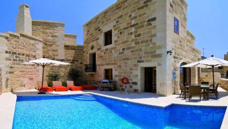 Vind het geluk op Gozo